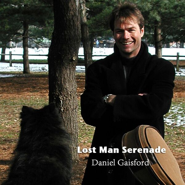 Cover art for Lost Man Serenade